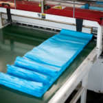 Maszyna do produkcji worków foliowych