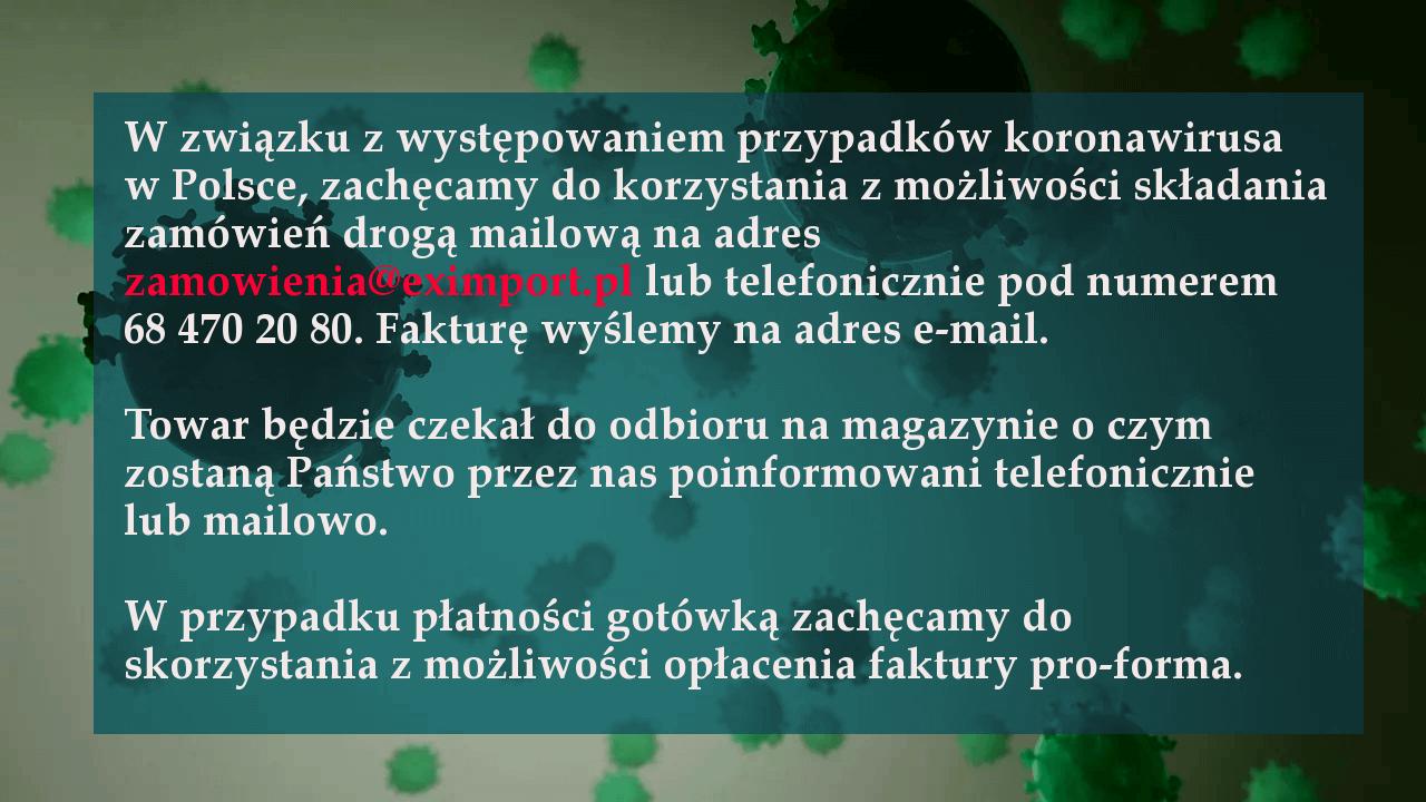 Informacja Koronawirus